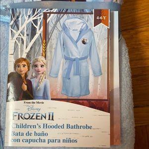 Disney Frozen 2 Children's Hooded Bathrobe